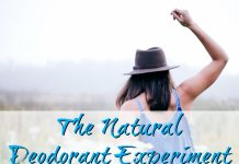 I tried 10 natural deodorants. Here's what I learned.