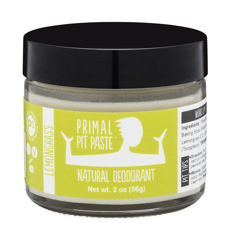 Primal Pit Paste Lemongrass